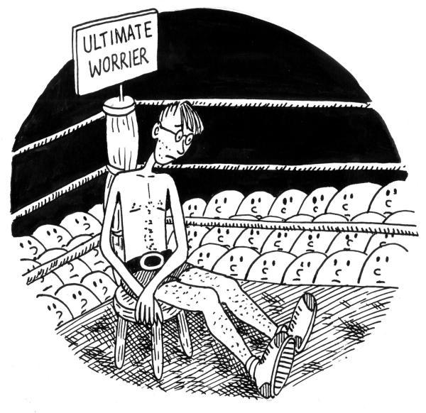 ultimate worrier