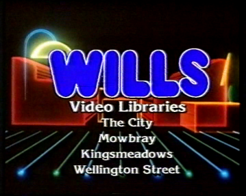 wills video ad